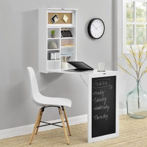 escritorio abatible pared